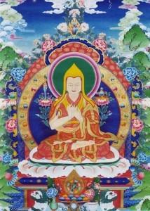 Je Tsongkhapa Lobsang Dragpa Ganden Tripa