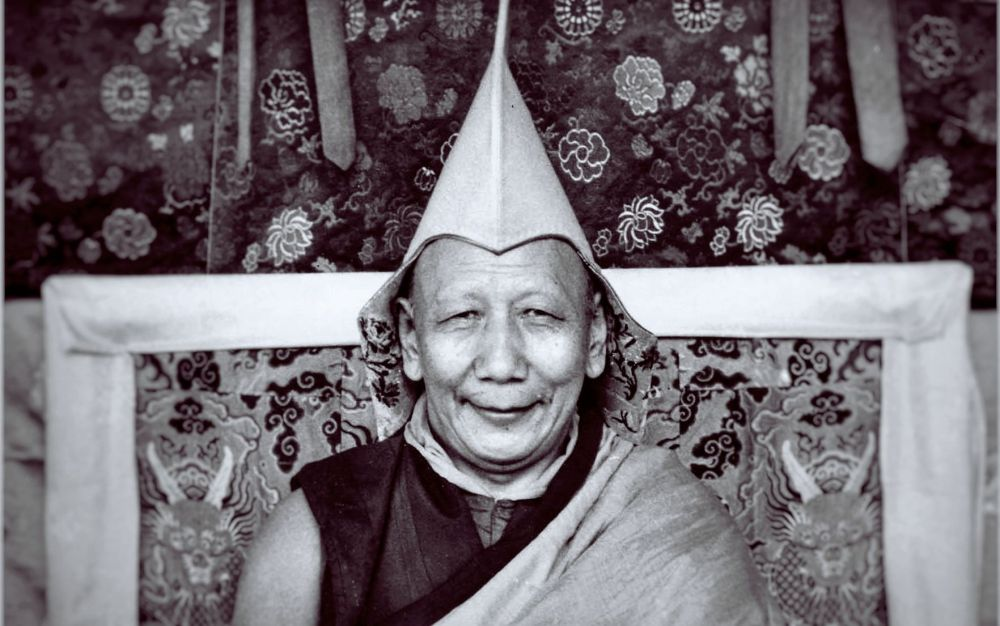 Ganden Tripa Ling Rinpoche